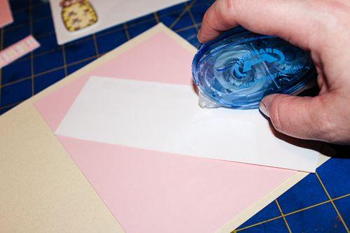 Jvanderbeek_helmar_babycard_adhesiverunner_printedpaper_cardstock