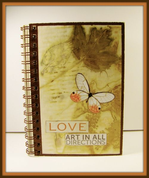 Love ART - sandee setliff
