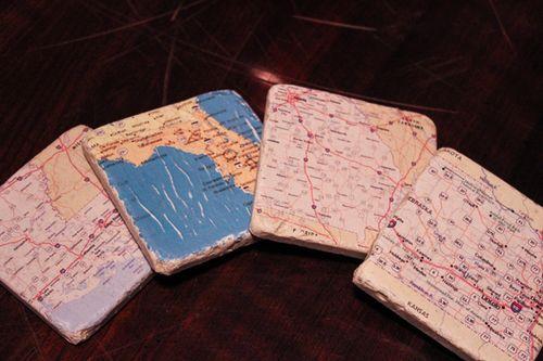 Jvanderbeek_helmar_coasters_decoupage_paste_maps