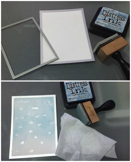 Glue spot Collage