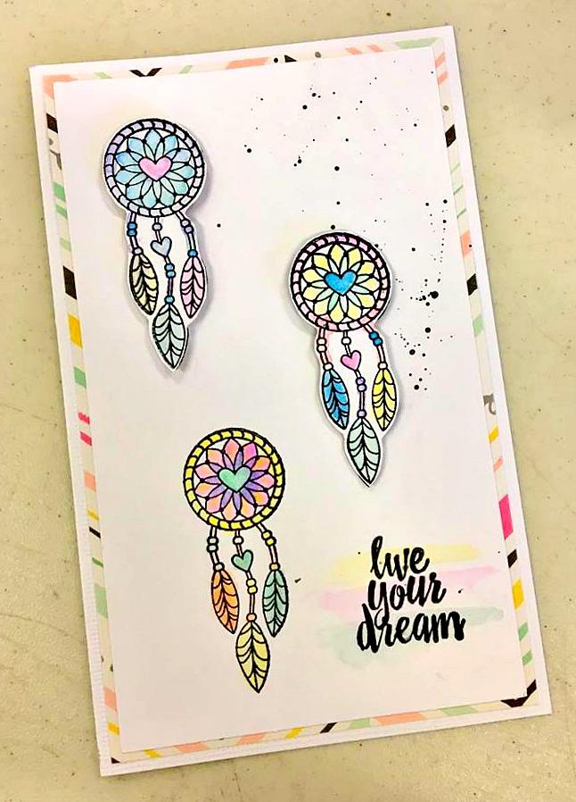 Dreamcatcher card final