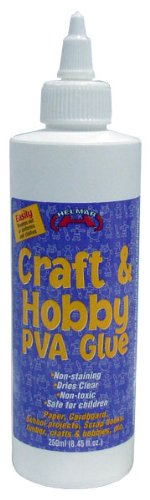 Helmar craft & hobby PVA