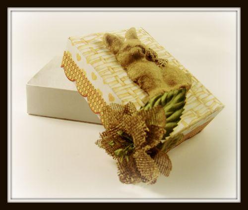 Easter gift box - sandee setliff
