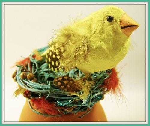 Artful nesting - sandee setliff Helmar Design Team