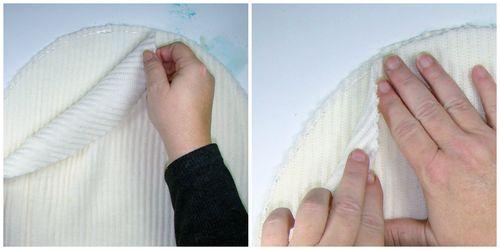 Gluing edges
