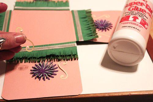 Jvanderbeek_helmar_easterbox_supertacglue_box_exterior_flaps_paper_grass_flower_diecuts