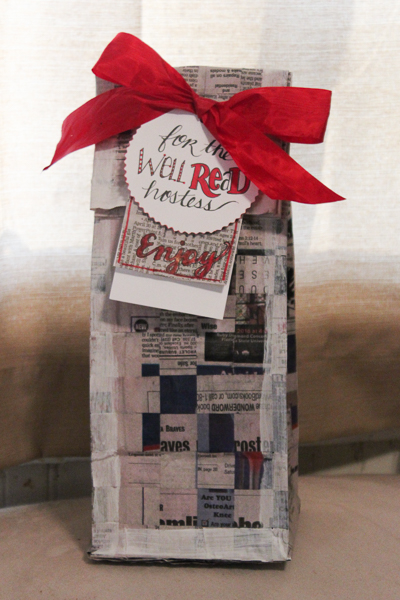 Jvanderbeek_helmar_woven_newspaper-wine-gift-bag