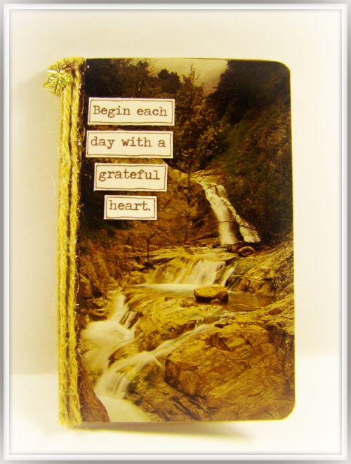 Helmar Grateful journal - sandee setliff