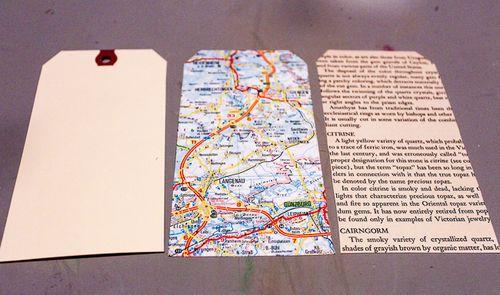 Jvanderbeek_helmar_tags_upcycled_bookpages_maps
