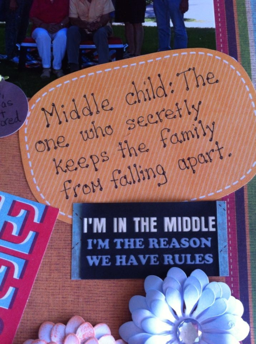 Middle child 6