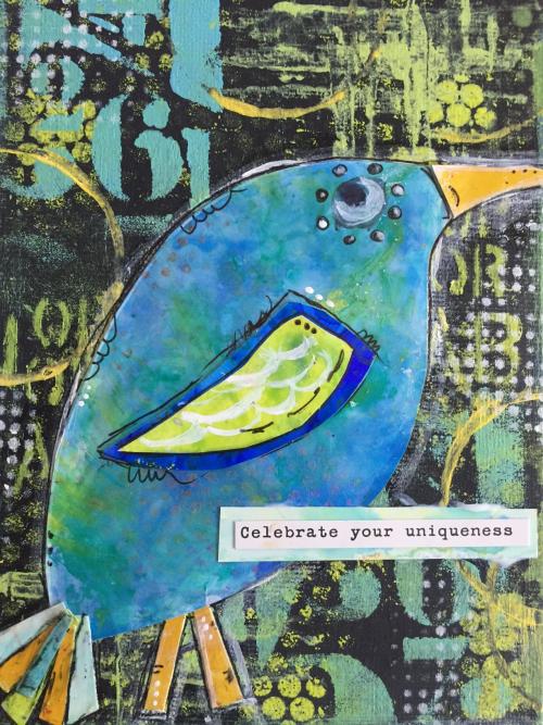 Celebrate your uniquesness