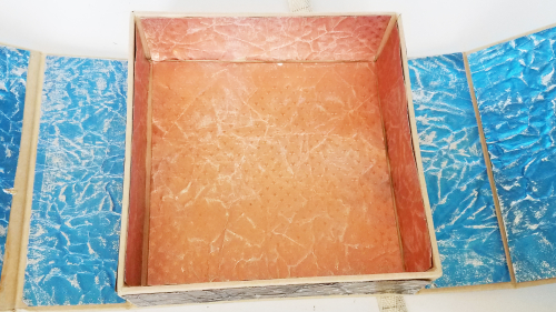 Faux metal box by erin reed 2
