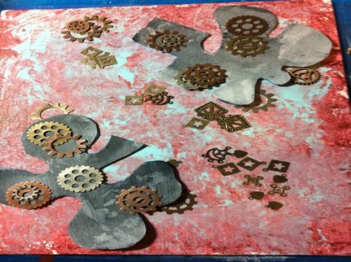 Creativ 5-Piece 20 cm Papier Mache Cones